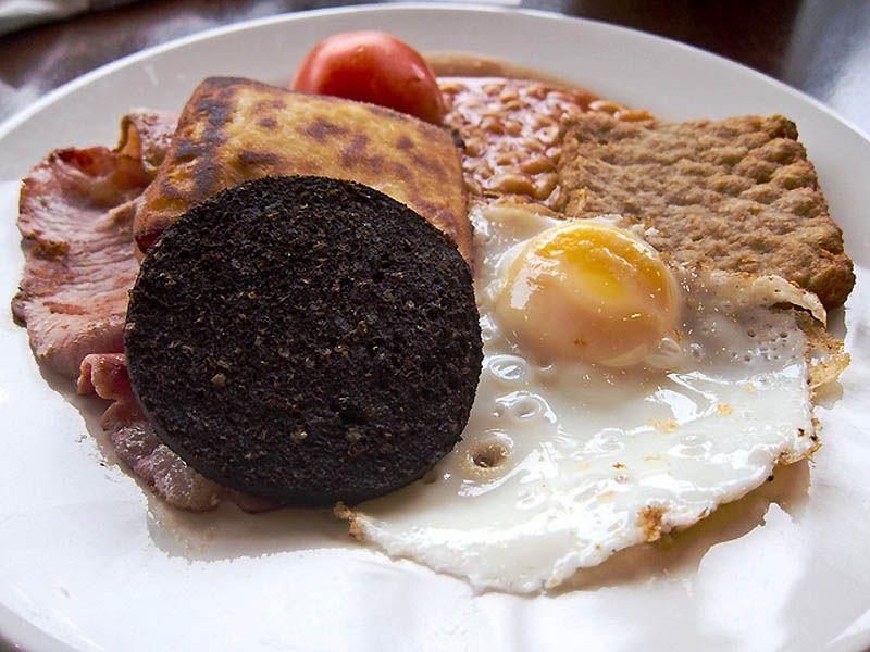 Café da manhã indiano