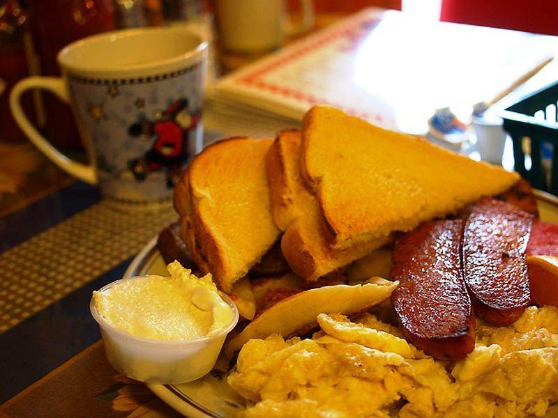 Café da manhã irlandês