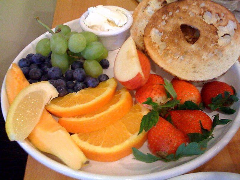 Café da manhã marroquino