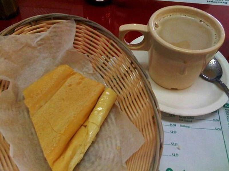 Café da manhã no Irã
