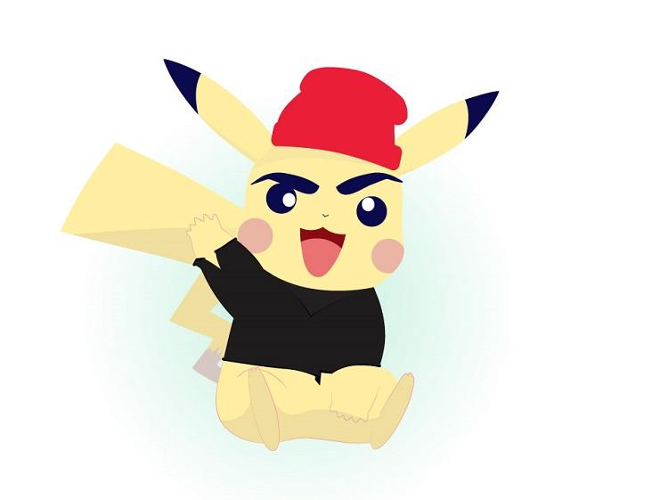 Cara Delevingne como Pikachu