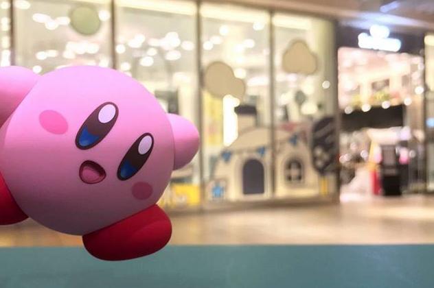 Kirby Café da Nintendo no Japão