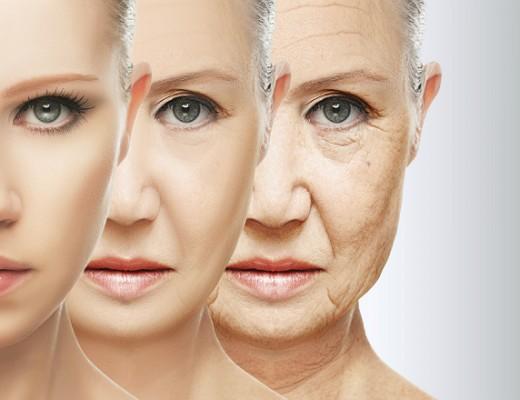 Pesquisa revela em que fase da vida a pele começa a envelhecer