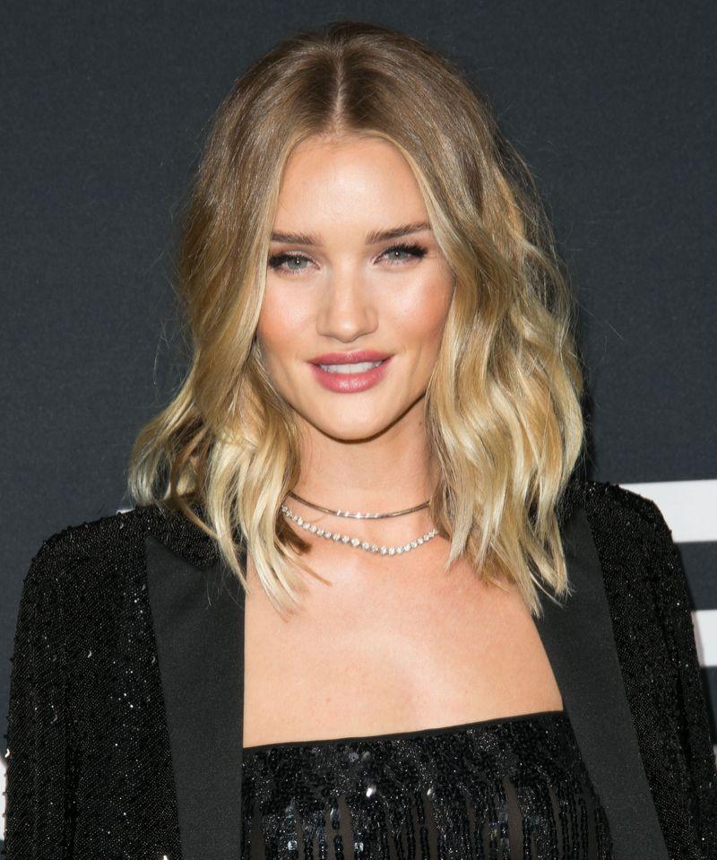 Strobing Hair nova coloração para cabelos tendência 3