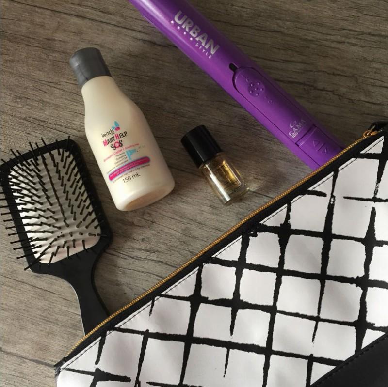 como tratar os cabelos com blindagem capilar