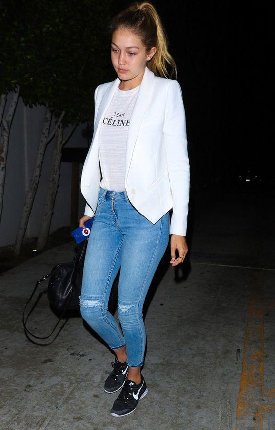 como usar blazer branco looks de inspiração 11