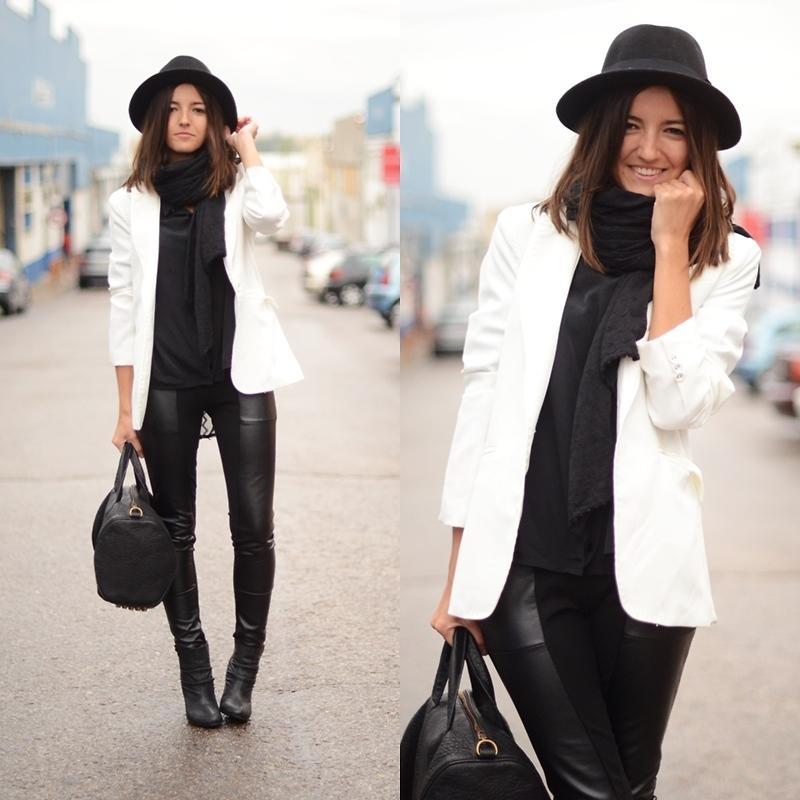 como usar blazer branco looks de inspiração 15