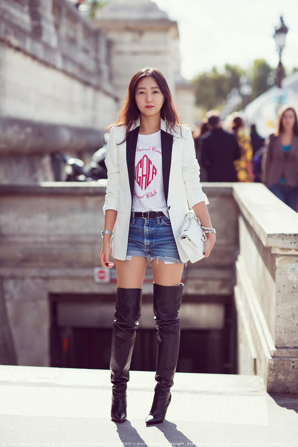 como usar blazer branco looks de inspiração 21