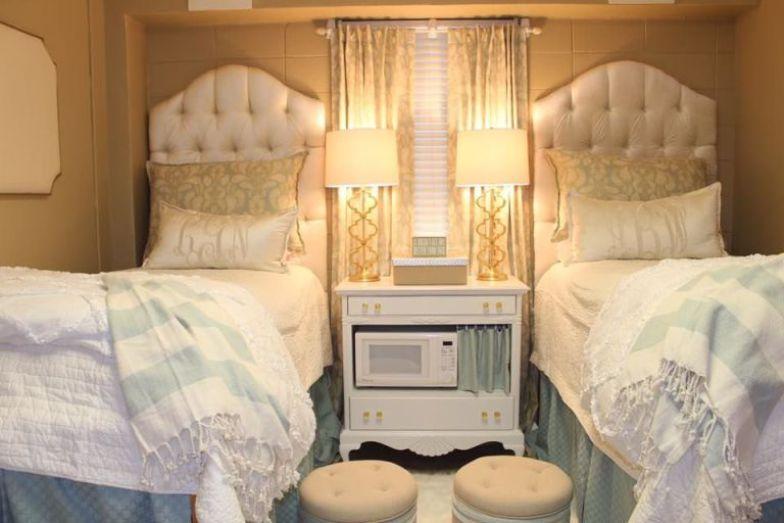 decoração dorm room