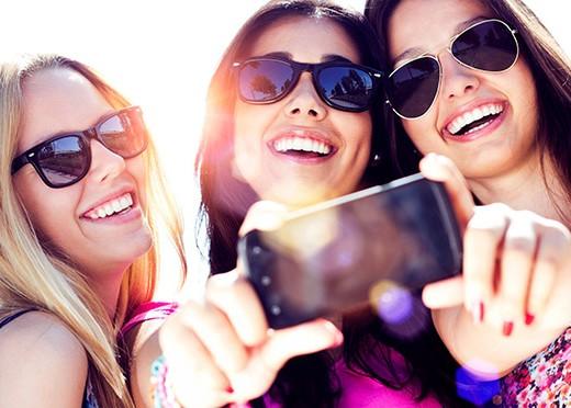 dicas para sair bem na selfie