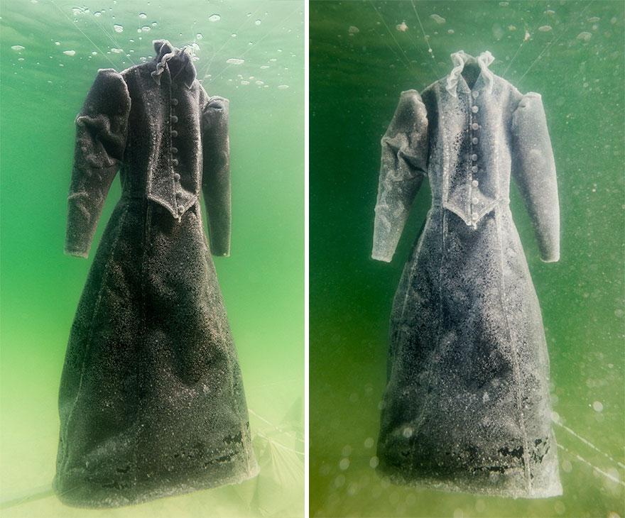 homem deixa vestido por 2 anos no mar morto 1