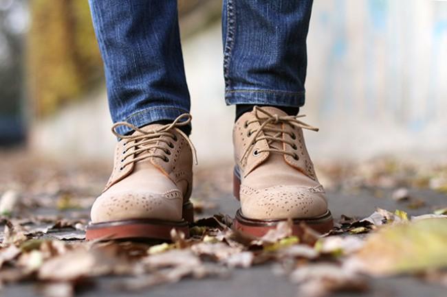 mulheres julgam os homens pelo sapato que eles usam