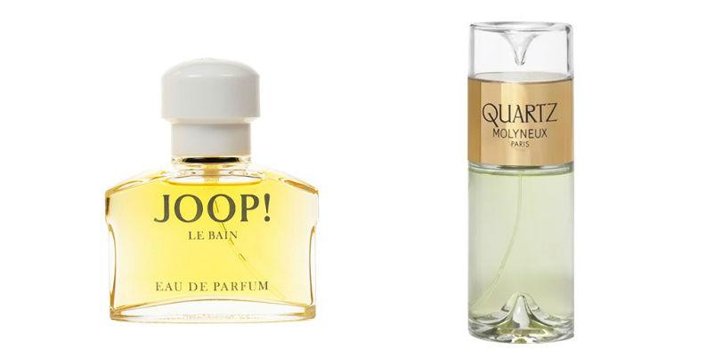 perfume le bain e quartz