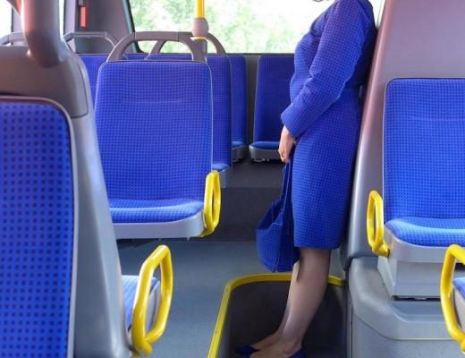 Os tecidos dos assentos viraram roupas nas mãos de Menja Stevenson 4