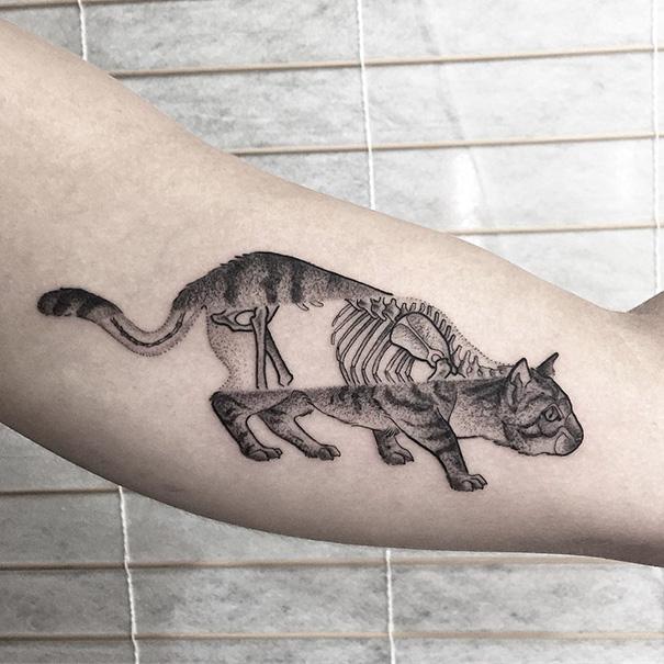 tatuagem-de-gato-9