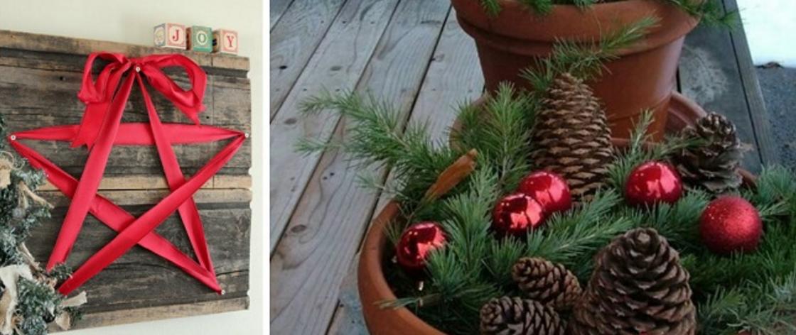 ideias para decorar arvore de natal branca: de ideias de luminárias e decoração de mesa para a ceia de natal