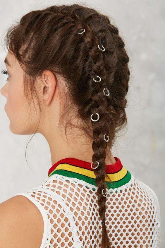 fotos-de-penteados-com-hair-rings-para-voce-se-inspirar-15