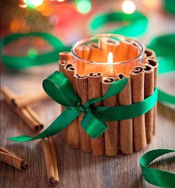 decoracao-com-velas-natalinas