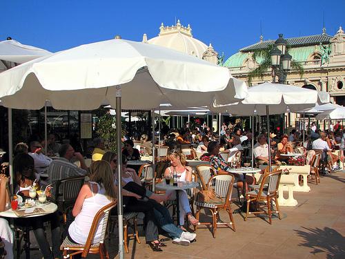 Café de Paris em mônaco