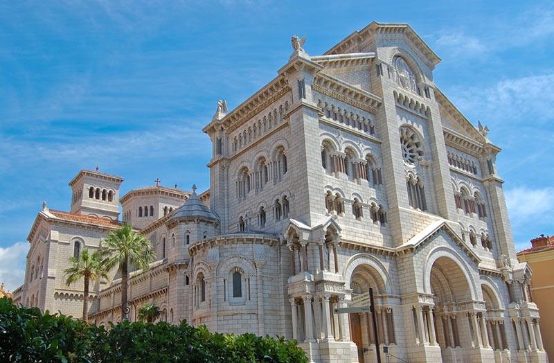 Catedral-San-Nicholas-em-Mônaco