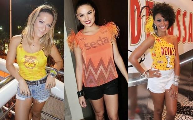 Abadás Customizados Para O Carnaval 2019 190 Fotos We Fashion Trends