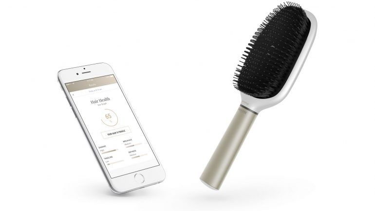 escova inteligente Kérastase Hair Coach Powered by Withings