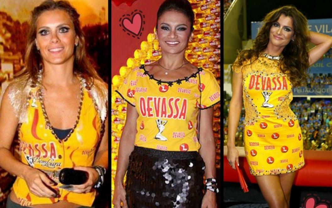 5243f18b7 Abadás Customizados para o Carnaval 2019 (190 FOTOS)