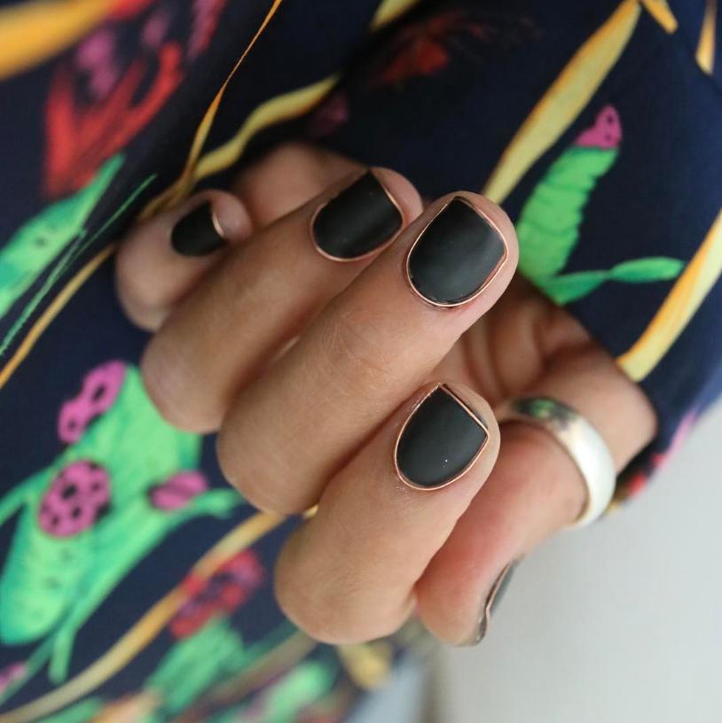 wirework nails unhas de arame que são tendência