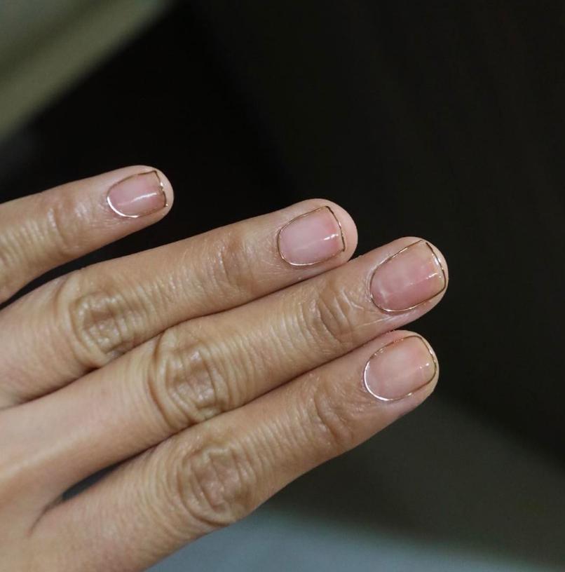 wirework nails unhas de arame