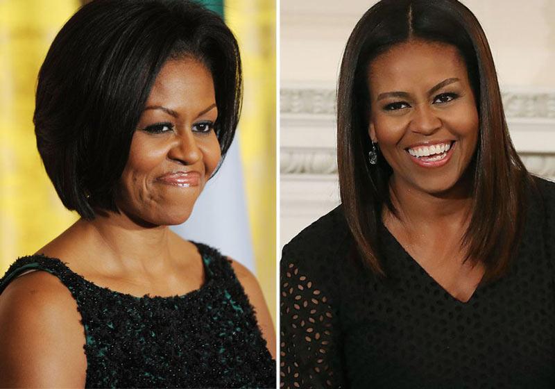 Antes-e-depois-da-sobrancelha-da-michele-obama