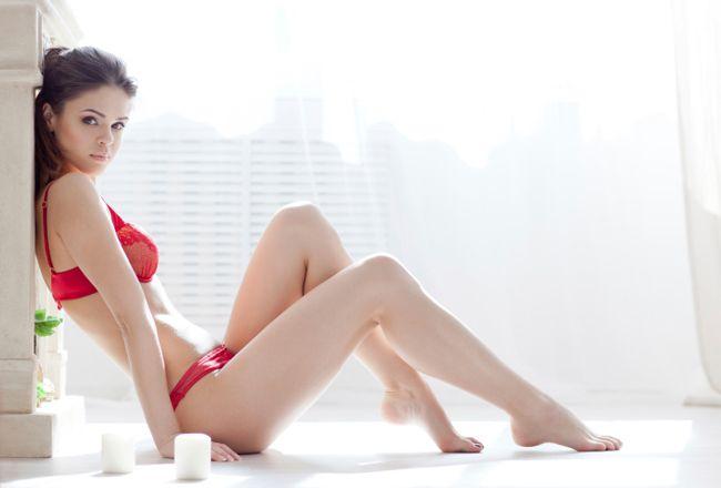 Lingeries mais básicas, sem fechos ou laços complicados, também agradam aos homens.