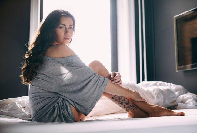 camiseta-confortavel-cama