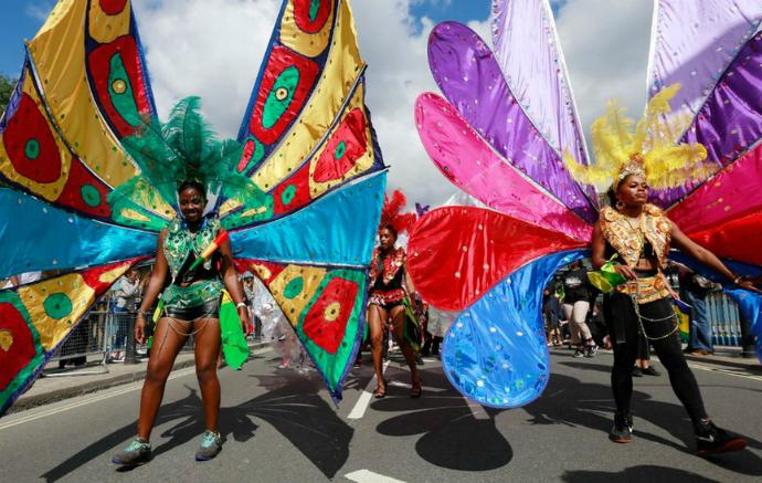 carnaval para conhecer pelo mundo afora