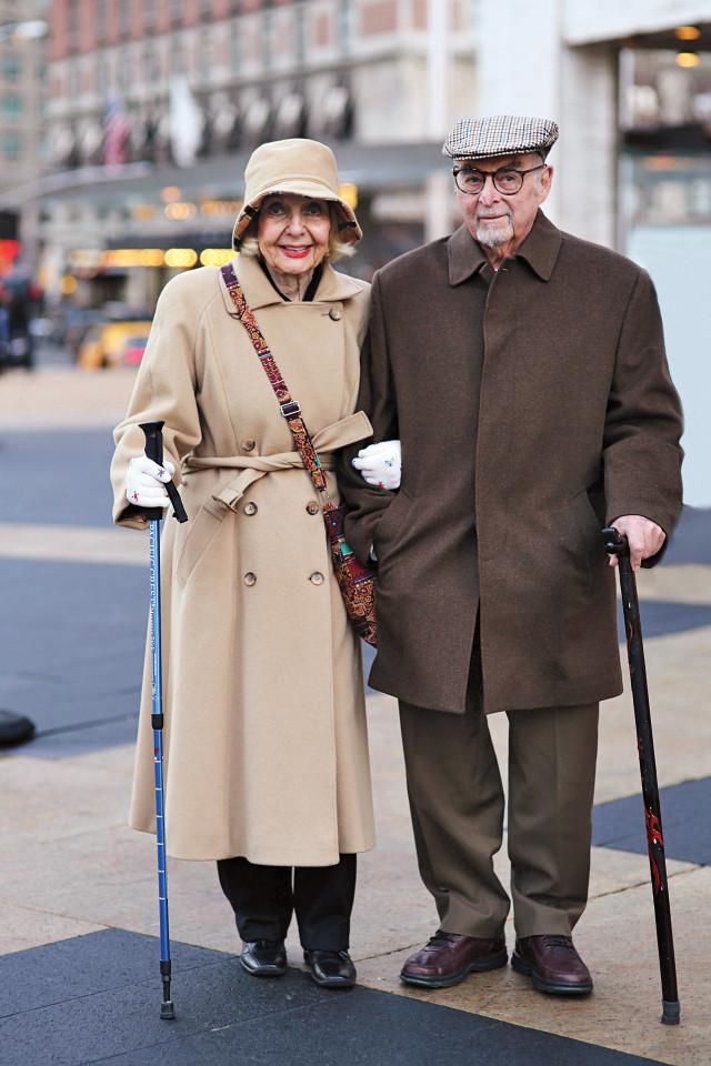 casais de idosos fashionistas 4