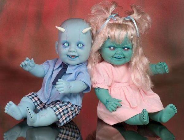 Bebês demônios