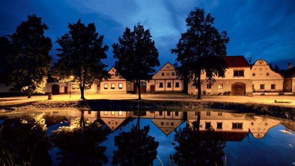 Holašovice na República Checa