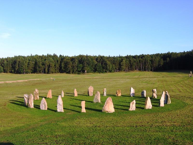 Stonehenge de Holašovice