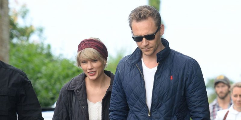 Taylor Swift e Tom Hiddlestone