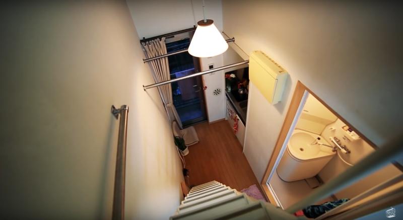 apartamento 8 metros quadrados no japão