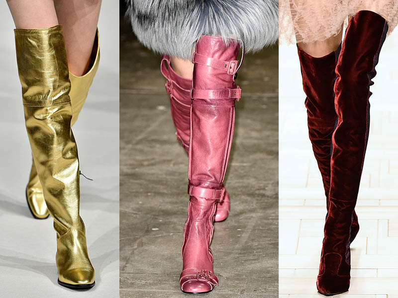 botas Over the knee 2.0