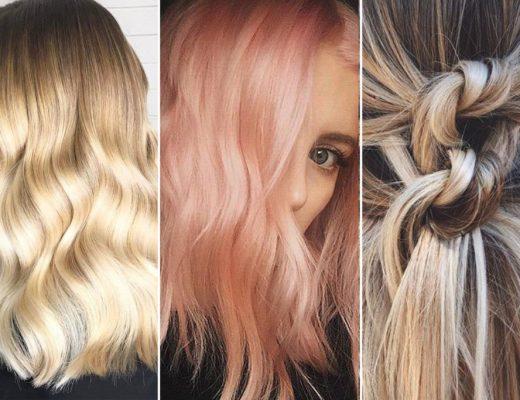 cores cabelos tendência 2017