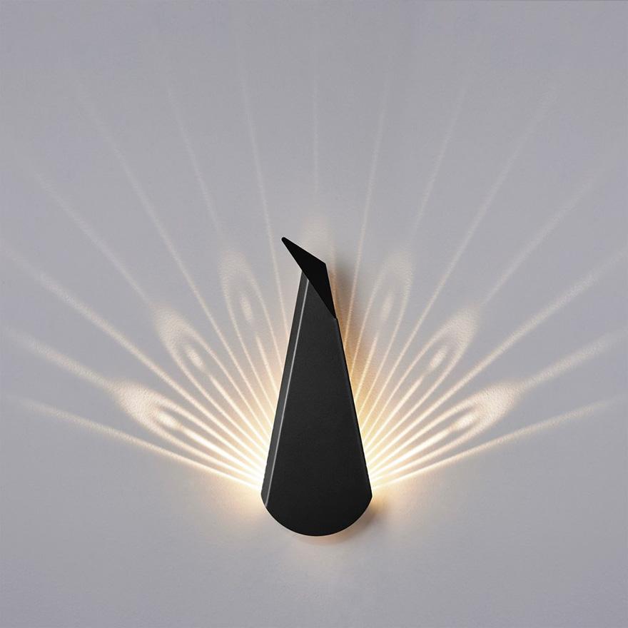 luminária criatva
