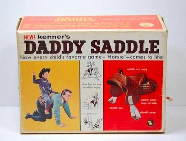 sela para cavalgar no pai