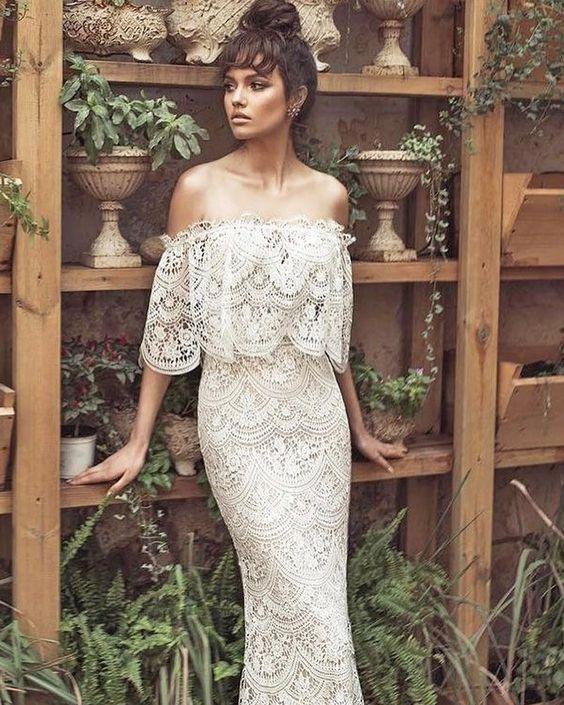 vestido noiva decote ombro a ombro 11