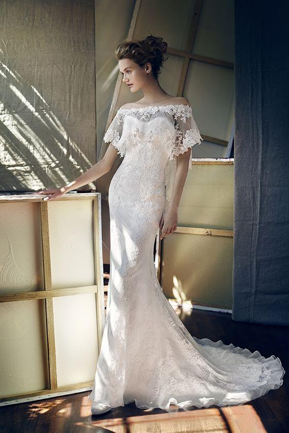 vestido noiva decote ombro a ombro 12