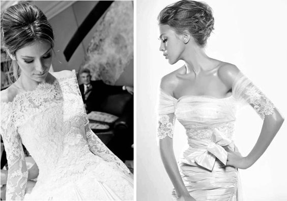 vestido noiva decote ombro a ombro 13