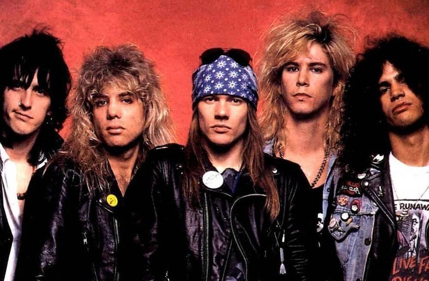Axl Rose vs. antigos integrantes do Guns N'Roses
