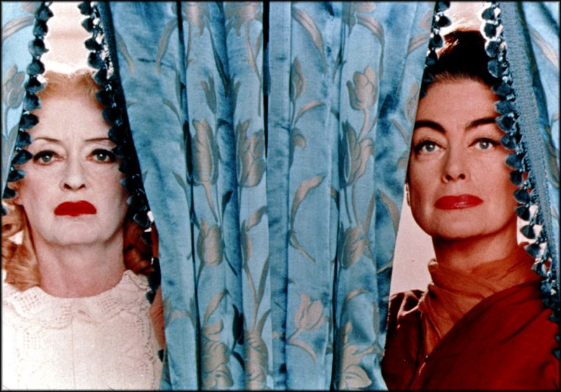Bette Davis vs. Joan Crawford