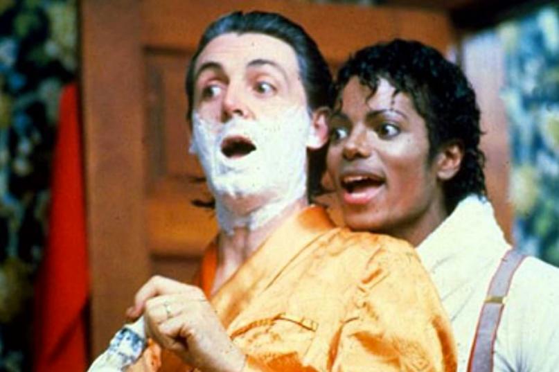 Michael Jackson vs. Paul McCartney