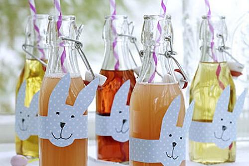 bebidas decoradas